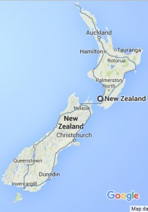 New Zealand Route
