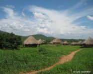 Malawi - Huts