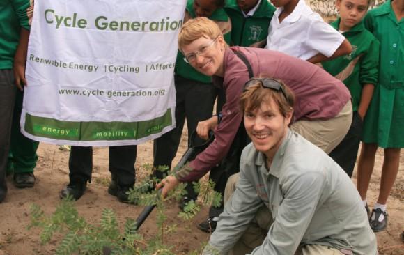 SA - tree planting