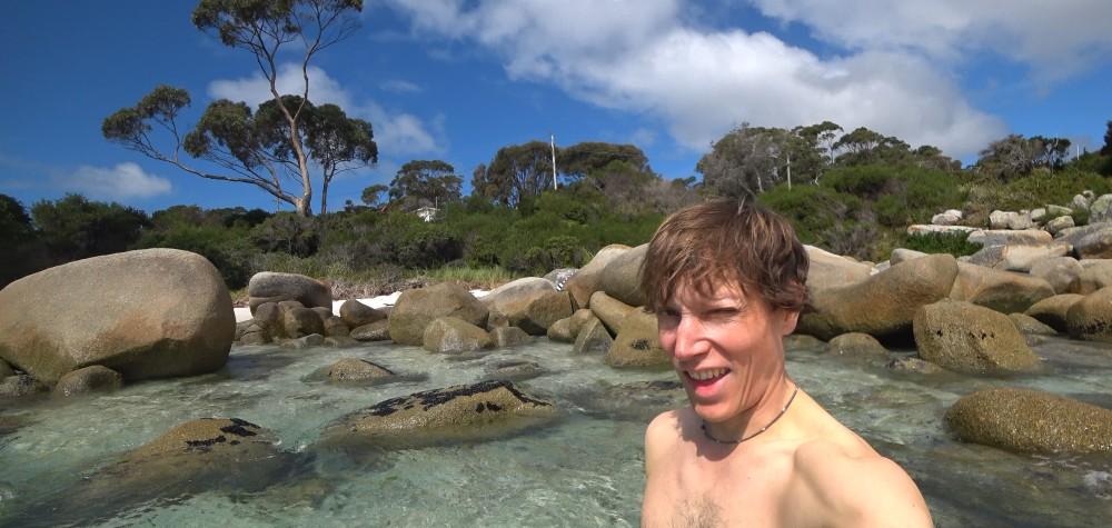 Swim in Pristine Waters