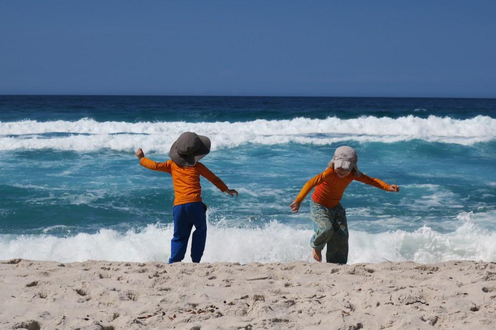 Kids Beach Dance