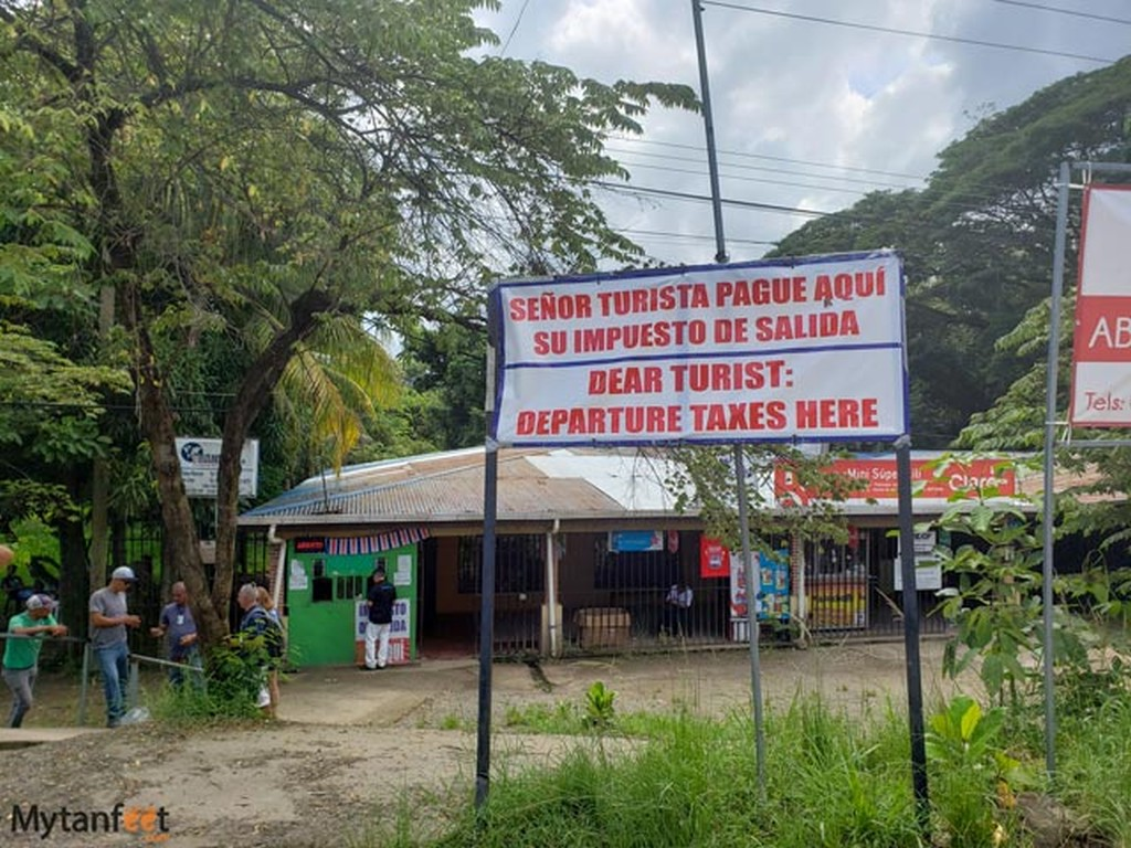 Costa Rica - Dear turist