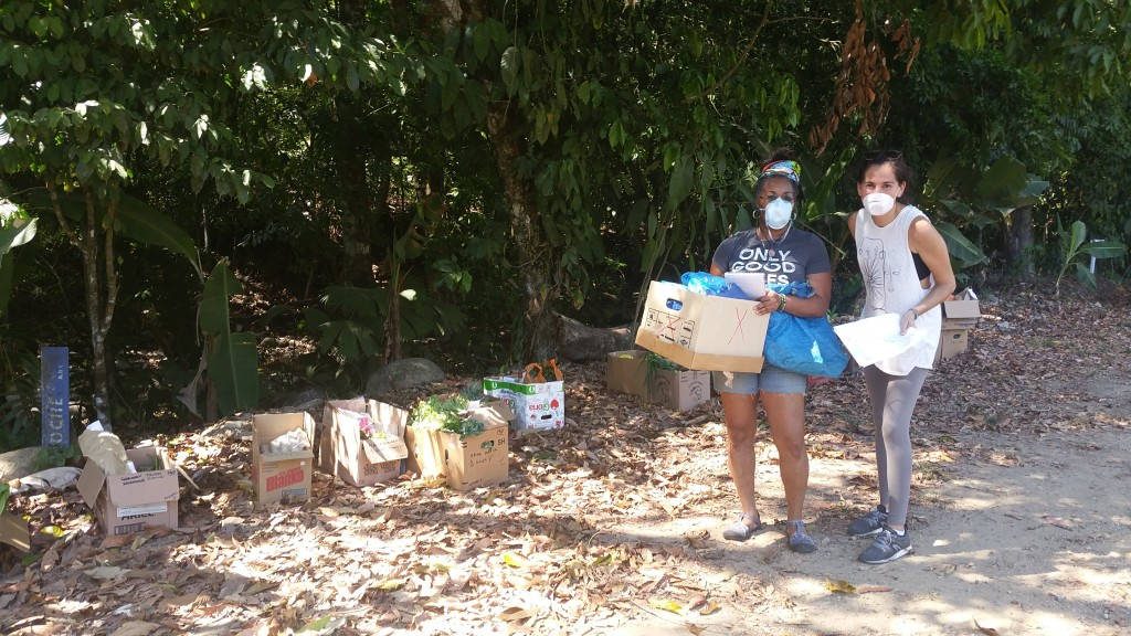 Costa Rica - HELPCA - our delivery service for organic and pesticide free products