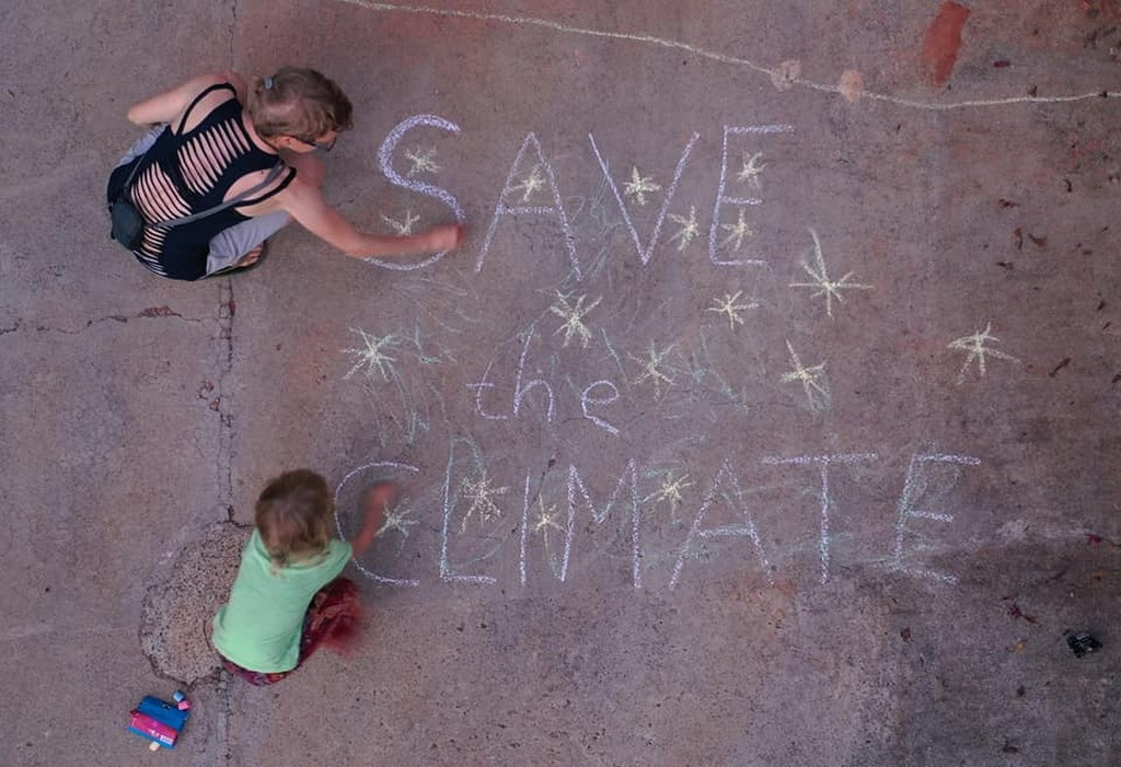 Costa Rica - online activism - Save the Climate